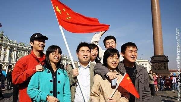 Москва и Петербург не готова к наплыву китайских туристов