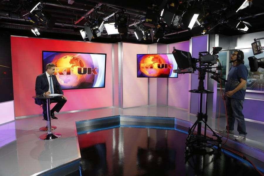 RT запустит новый канал RT UK в Великобритании