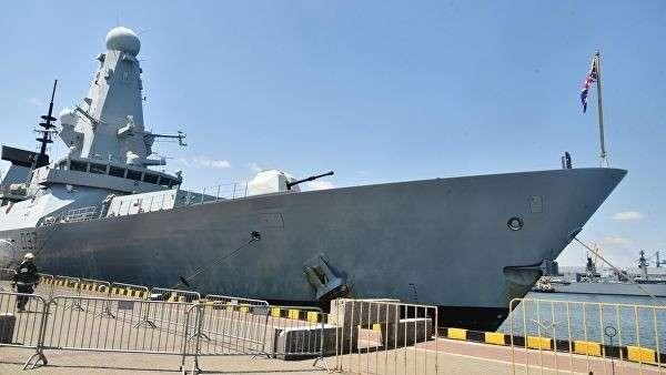 Эсминец Дункан прибыл в морской порт Одессы для участия в международных учениях Си Бриз – 2019