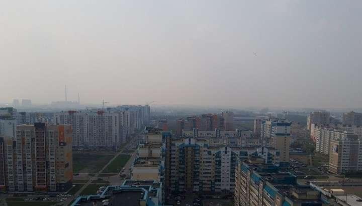 Мгла накрыла Сибирь и Урал: жители жалуются на дурнопахнущую дымку