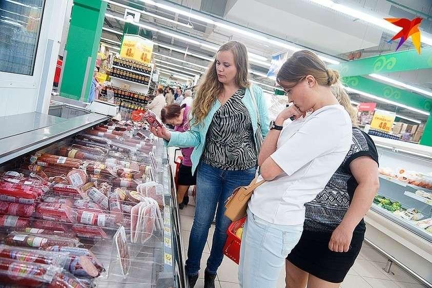 В ассортименте любого гипермаркета – не менее 30 000 наименований только продуктов питания Фото: Алексей БУЛАТОВ