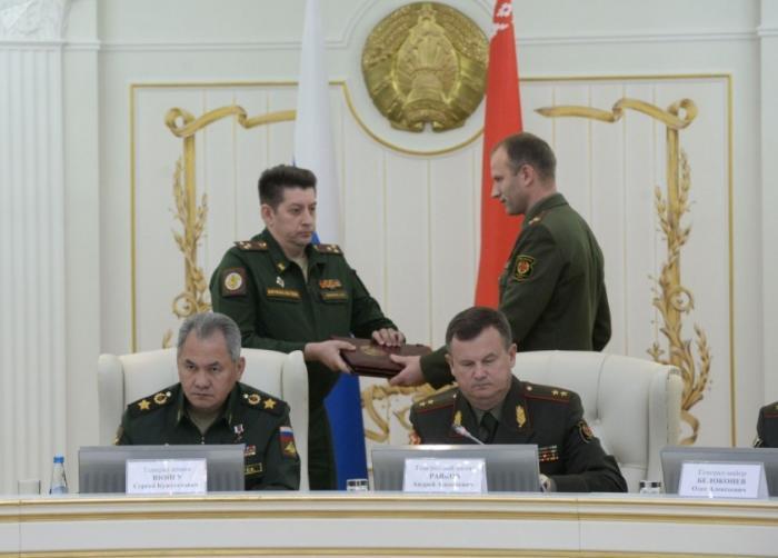 Сергей Шойгу рассказал, какими будут белорусско-российские учения «Щит Союза-2019»