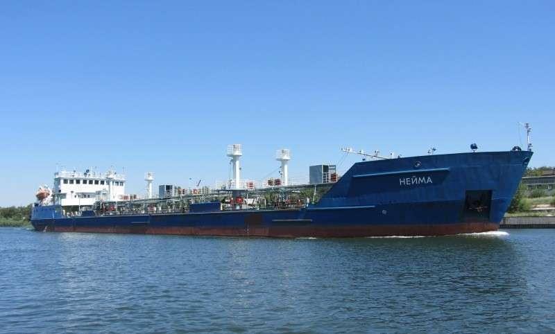 Украинские пираты из СБУ задержали российский танкер