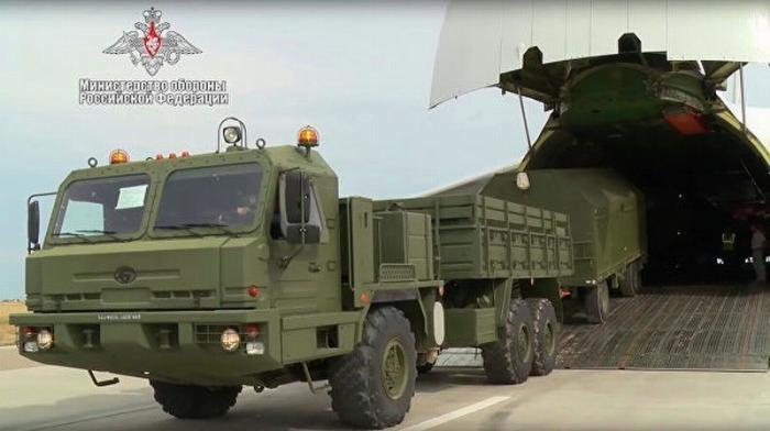 Эрдоган рассказал о планах Турции по использованию российских комплексов С-400