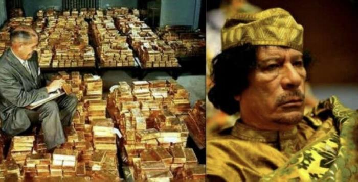Как «цивилизованная» Европа ограбила ливийский народ на миллиарды евро