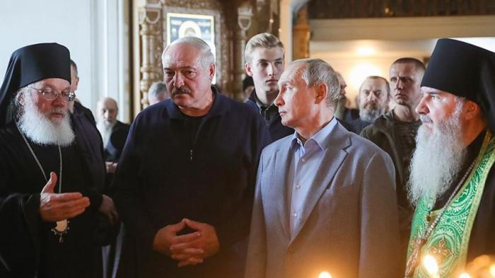 Непростые переговоры Лукашенко и Путина на Валааме