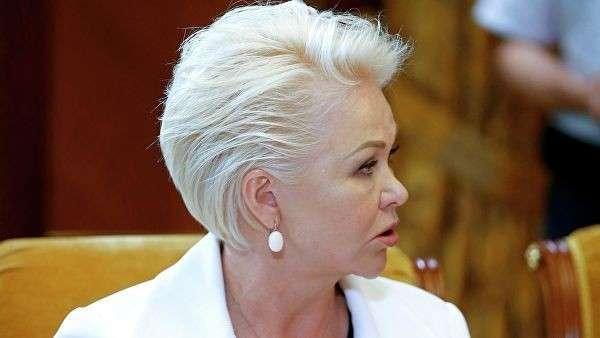 Первый заместитель министра здравоохранения РФ Татьяна Яковлева