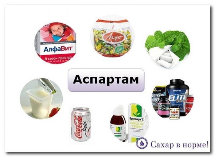 Популярная в России пищевая добавка Е951 аспартам оказалась смертельно опасной
