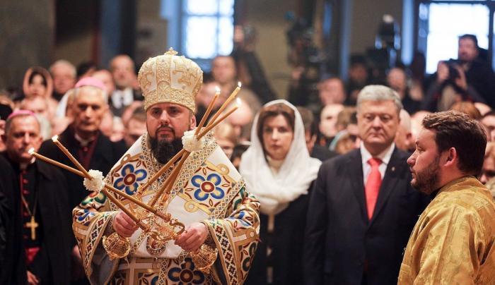 Экс-депутат Рады назвал «новую церковь» Украины «мертворожденной»