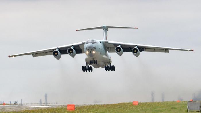В Ливии уничтожили украинские транспортные самолёты Ил-76