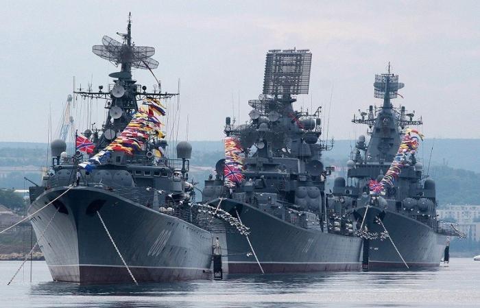 Почему ВМФ России остается в тройке сильнейших флотов мира