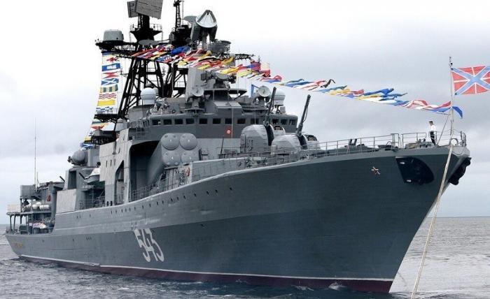 День ВМФ в России: первым праздник отметил Владивосток