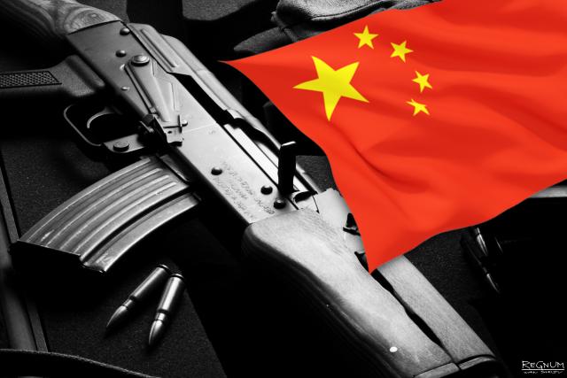 Почему США только сейчас заметили китайского «военного слона»?