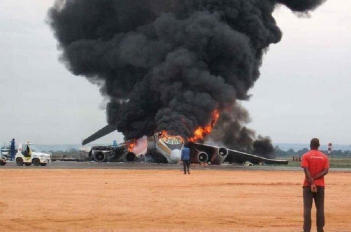 Подробности гибели пилота украинского Ил-76 в Ливии