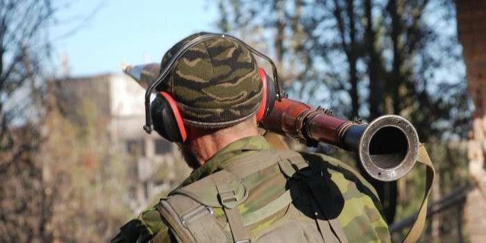 Днепропетровские каратели грабят инкассаторов?