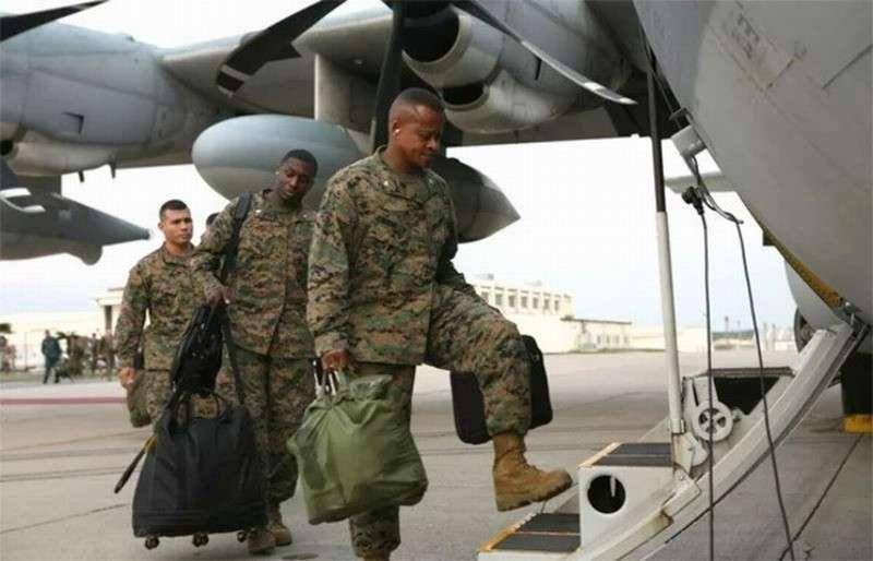 Армия США покидает Ливию под аккомпанемент российских «Панцирей»