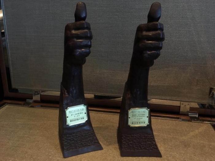 Фильм «Т-34» Алексея Сидорова завоевал две награды международного кинофестиваля имени Джеки Чана