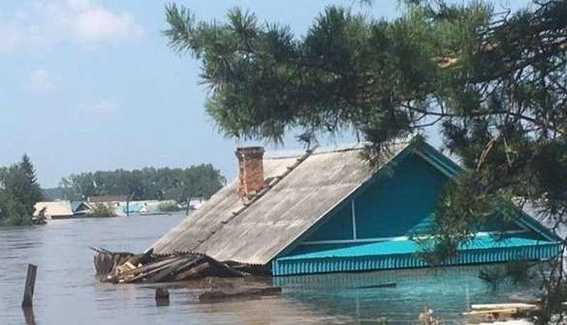 Иркутская область снова уходит под воду, начата эвакуация населения