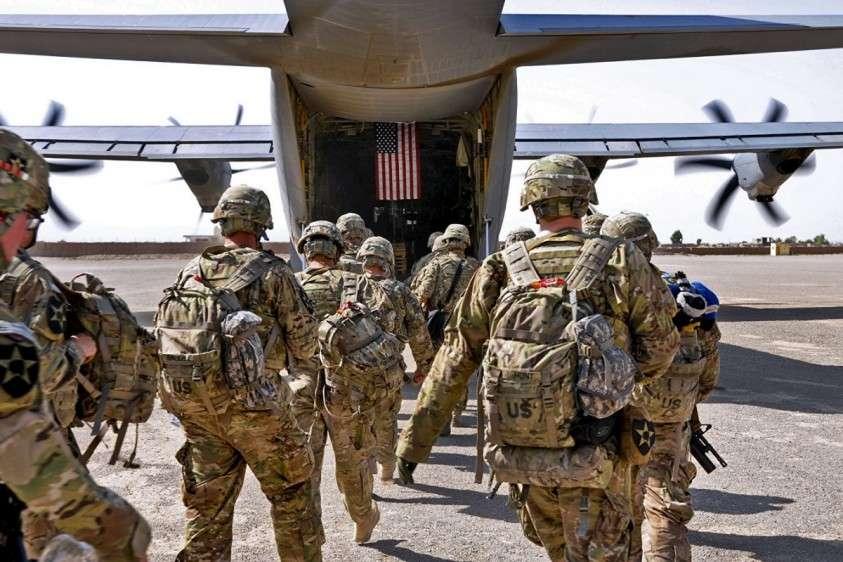Как демократические США поступают с мирными жителями при вторжении в чужую страну