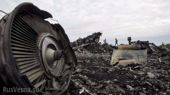 Голландия намеренно скрыла вину Украины в катастрофе «Боинга» MH17