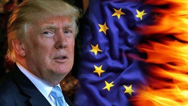 Трамп готовит для ЕС экономический кризис на осень