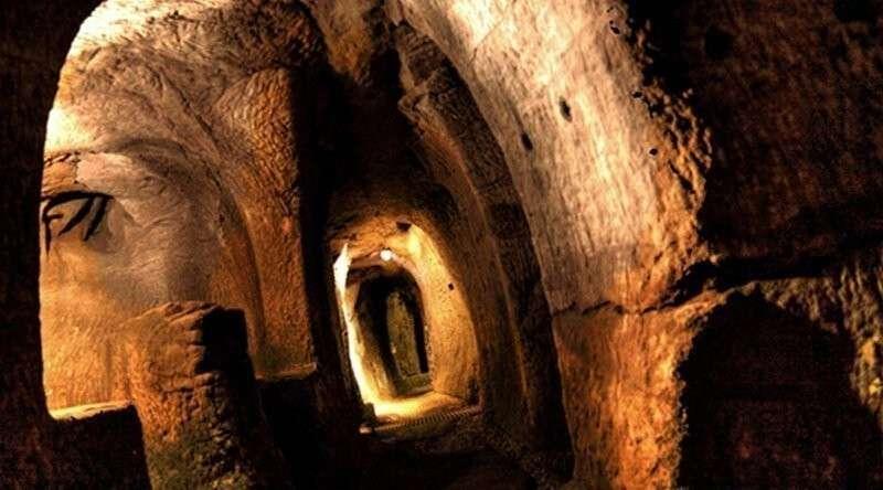 Подземные туннели: тайные древние дороги под Европой