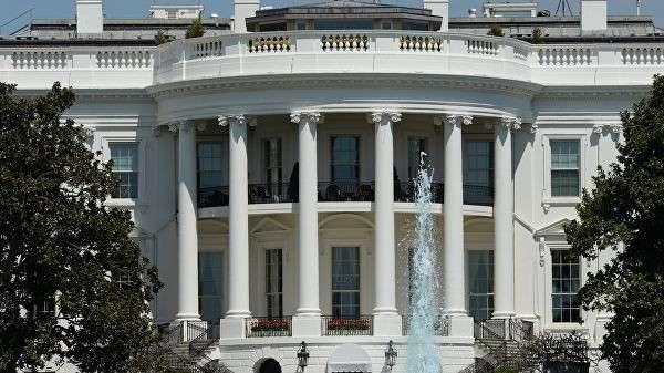 Официальная резиденция президента США – Белый дом