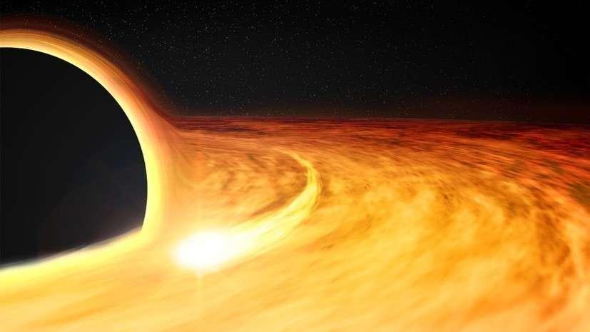 Очередная исключительная выдумка американских астрофизиков