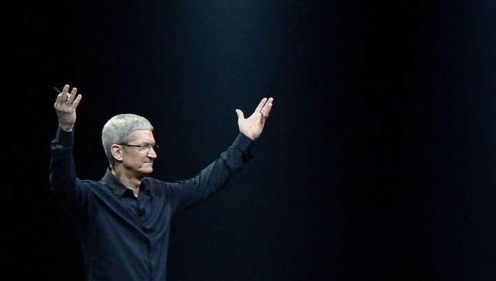 Глава Apple Тим Кук признался, что он педераст, и назвал это божьим даром