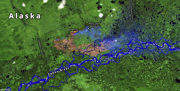 О пожарах в России и мире, и шуме в СМИ по их поводу