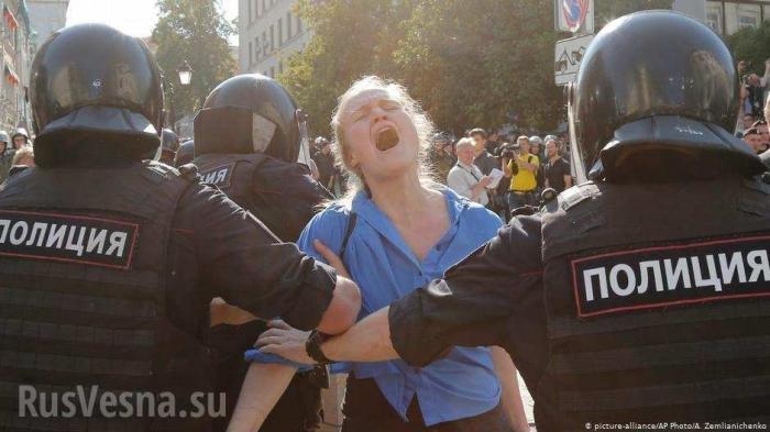 О революционерах-неудачниках, укоторых «Путин всё украл!»