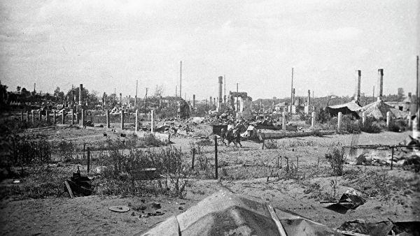 Минобороны РФ опубликовало данные о лагерях смерти в Литве времен Великой Отечественной войны