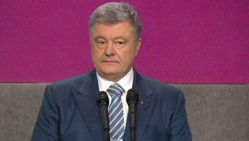 Жулик Порошенко попросил у кураторов из США отмазать его от тюрьмы