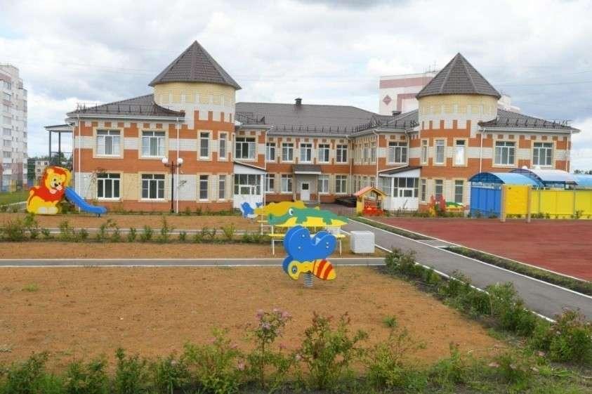 В Саранске и Белгороде открылись новые детские сады