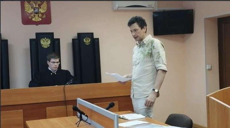 Суд Перми на страже еврейского нацизма – апелляционный процесс над Романом Юшковым по делу ХаБаДа