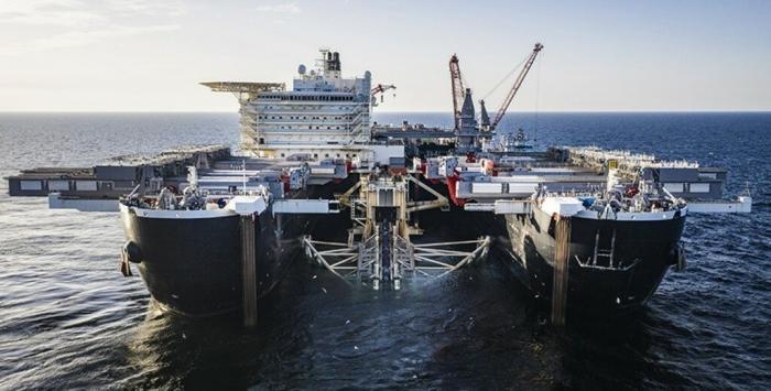 «Северный поток–2» готов на 71% – заявили в «Газпроме»