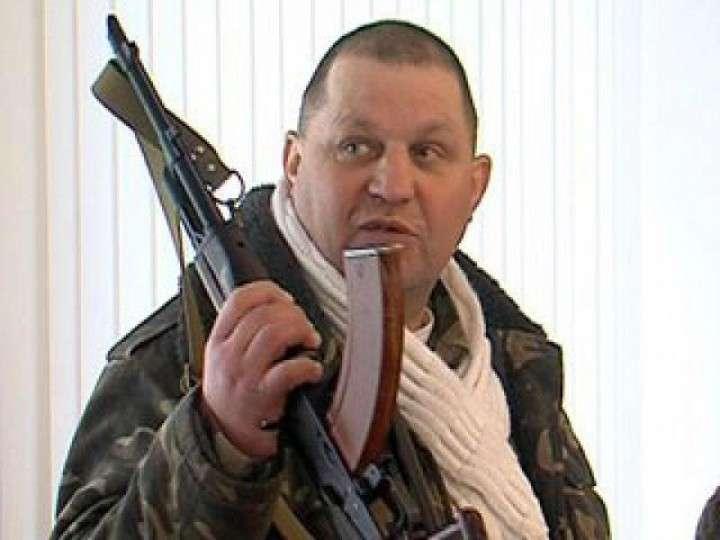 СМИ: в Ровно убит националист Саша Белый