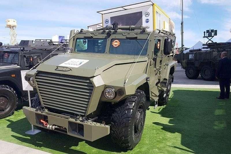 В России стартуют испытания бронеавтомобилей нового поколения