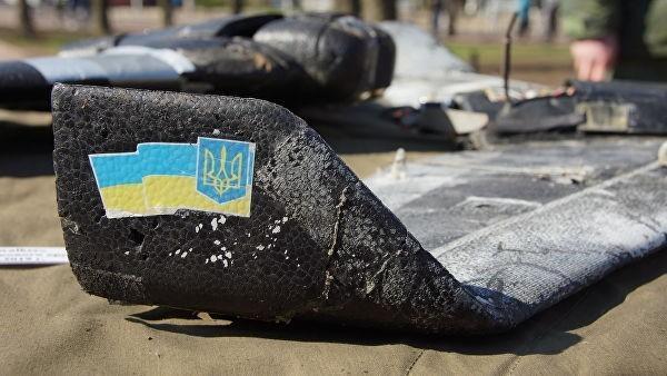 Ополчение ДНР уничтожило ударный беспилотник ВСУ