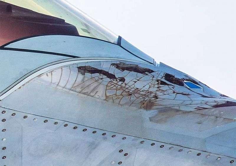 Ржавые американские невидимки F-22 засняли в деталях на авиашоу в США