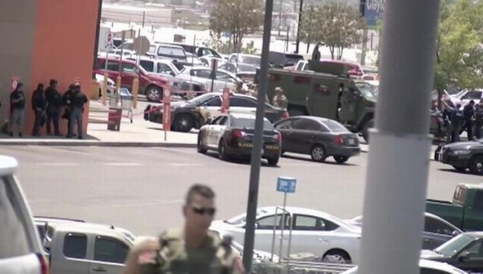 В результате стрельбы в Техасе 18 человек ранено, несколько погибли