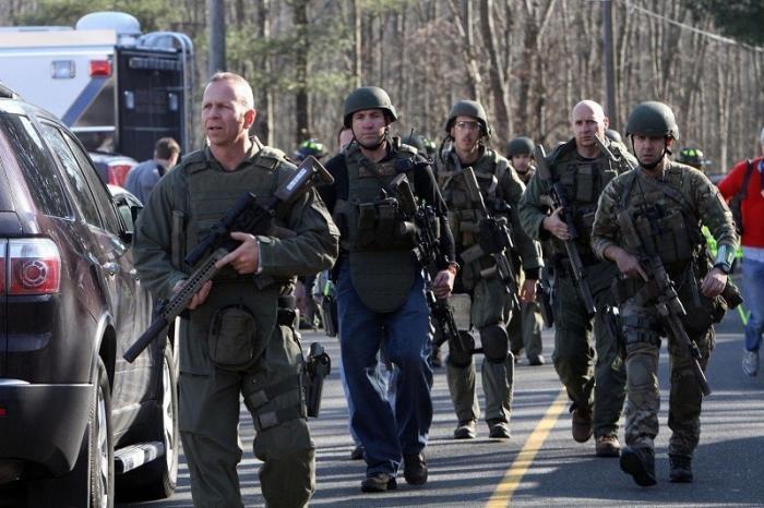 Стрельба в США: 19 погибли, 40 пострадали