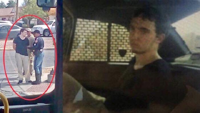 Преступник, расстрелявший людей в Техасе, не сопротивлялся при аресте