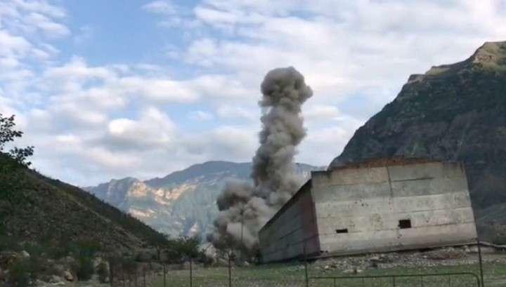 В Дагестане найдены мощные взрывные устройства