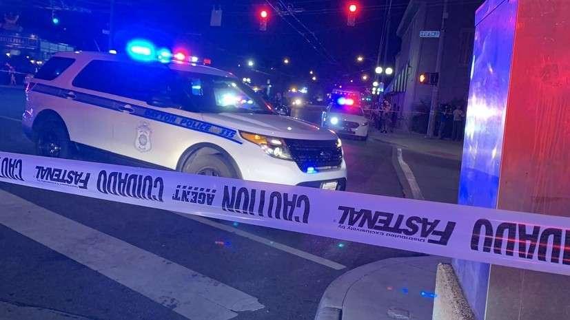 При стрельбе в американском штате Огайо 9 человек погибли, 16 получили ранения