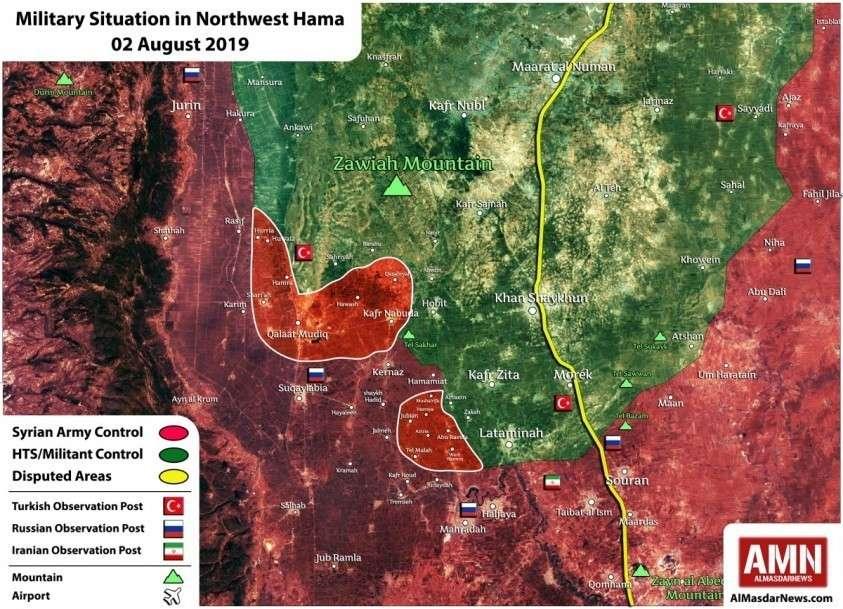 Если враг не уходит, его уничтожают, так будет и с американскими наёмниками в Сирии
