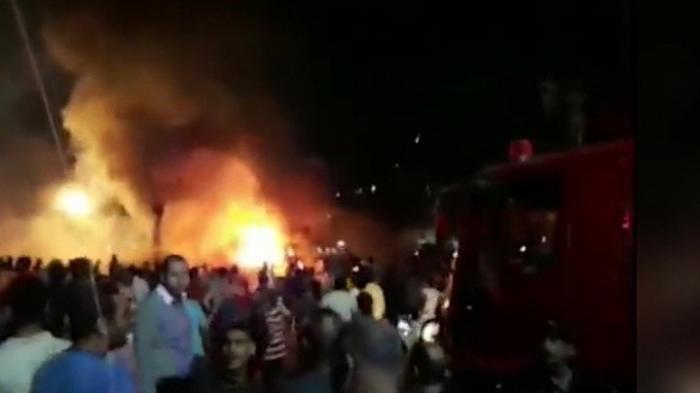 Взрыв в Каире: количество погибших увеличилось до 17