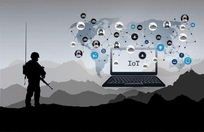 Армия США осваивает использование «умных городов» и интернет вещей в военных действиях
