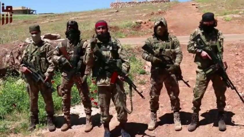 Американские наёмники в Сирии обстреляли российскую авиабазу