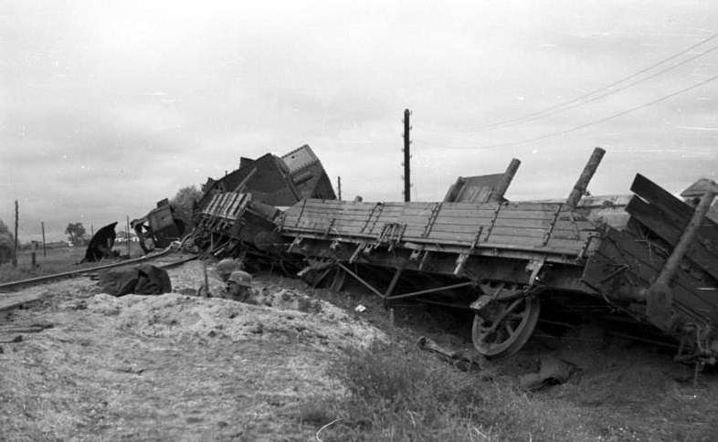 «Рельсовая война», начатая в августе 1943 года, стала кошмарным сюрпризом для фашистов